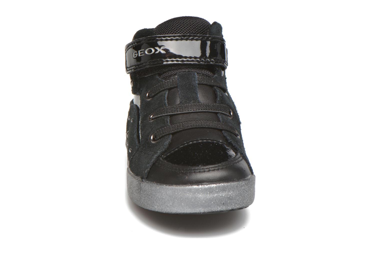 Baskets Geox B Kiwi G. B B64D5B Noir vue portées chaussures