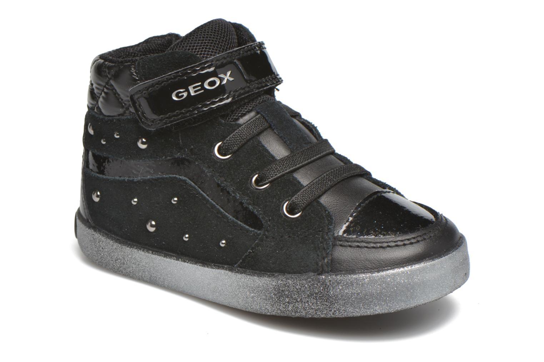 Baskets Geox B Kiwi G. B B64D5B Noir vue détail/paire