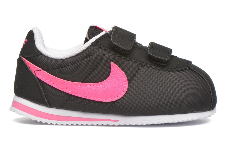 Baskets Nike Nike Cortez Nylon (Tdv) Noir vue derrière