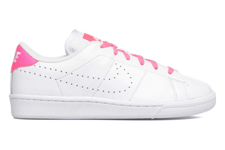 Nike Tennis Classic Prm (Gs) White White-Pink Blast