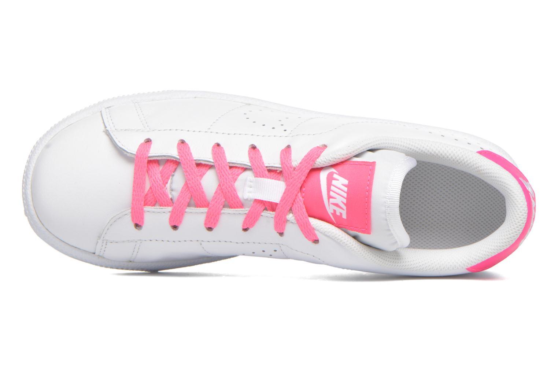 Baskets Nike Nike Tennis Classic Prm (Gs) Blanc vue gauche