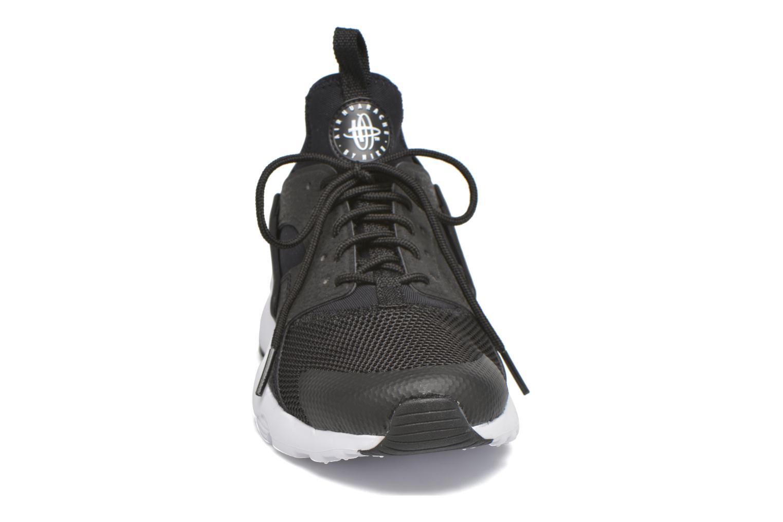 Sneaker Nike Nike Air Huarache Run Ultra Gs schwarz schuhe getragen