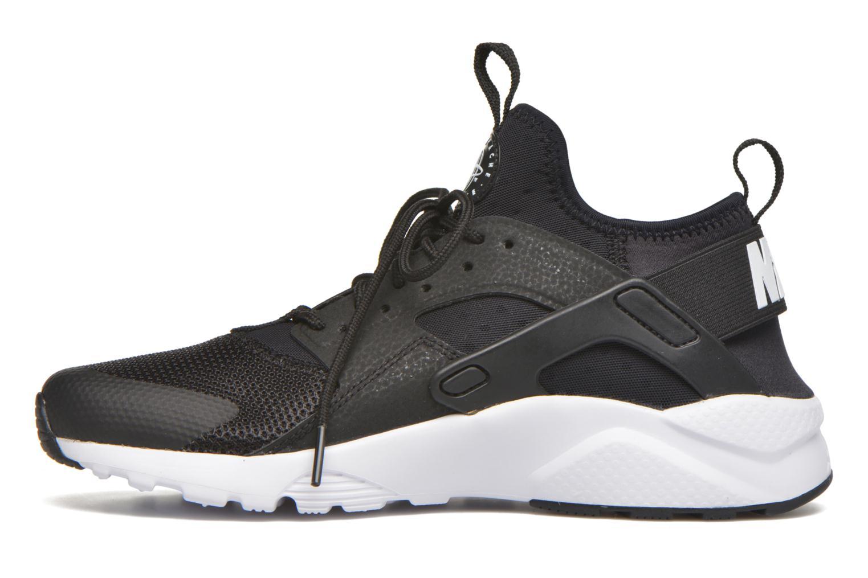 Sneaker Nike Nike Air Huarache Run Ultra Gs schwarz ansicht von vorne