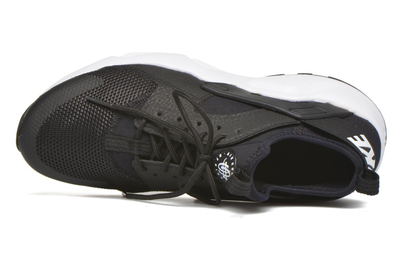 Sneaker Nike Nike Air Huarache Run Ultra Gs schwarz ansicht von links