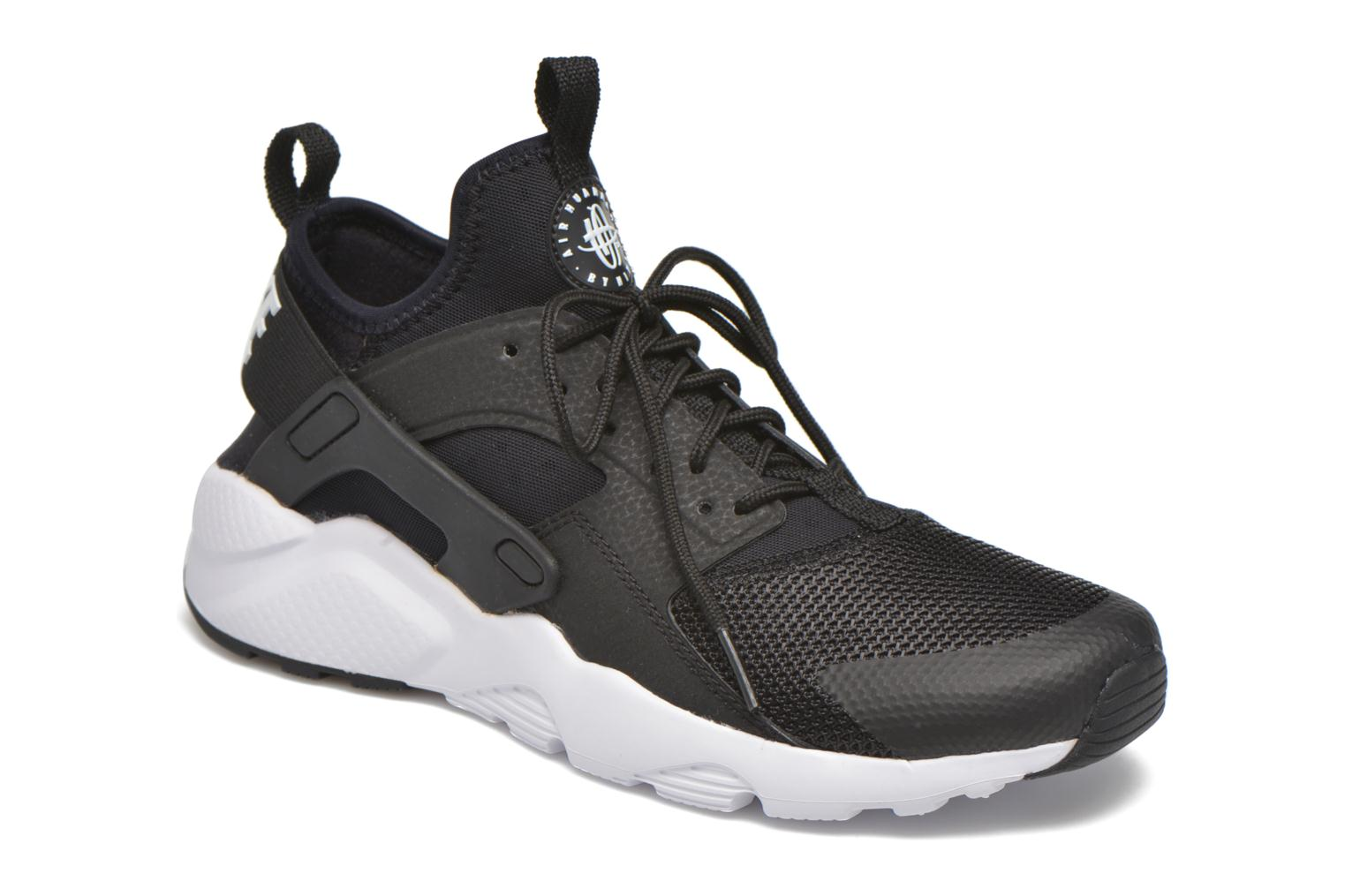 Nike Air Huarache Run Ultra Gs Black White