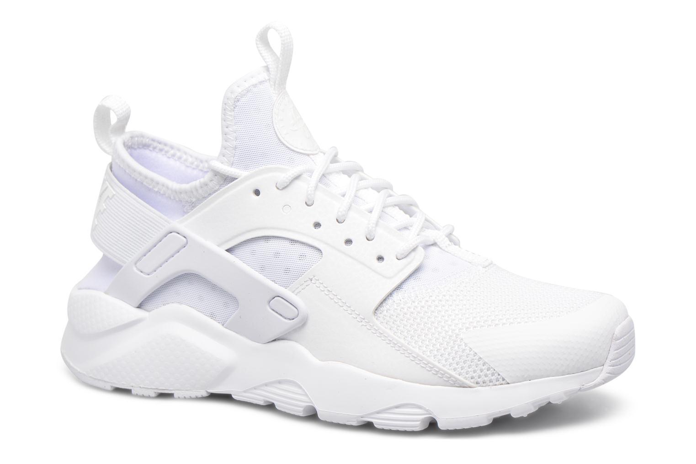 Sneakers Nike Nike Air Huarache Run Ultra Gs Vit detaljerad bild på paret