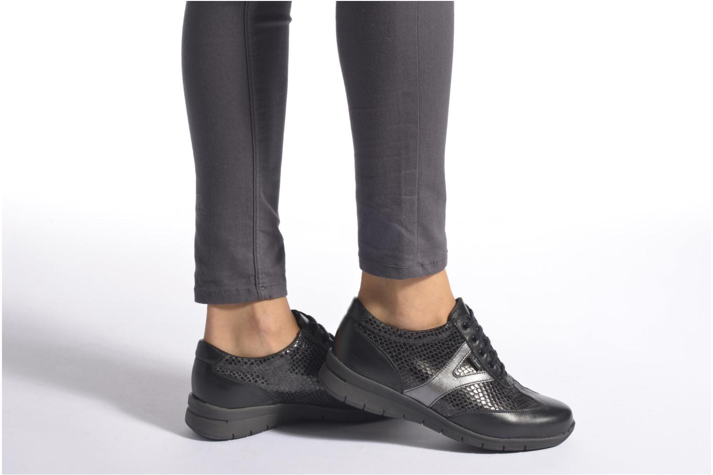 Sneakers UMO Confort Daphne Nero immagine dal basso
