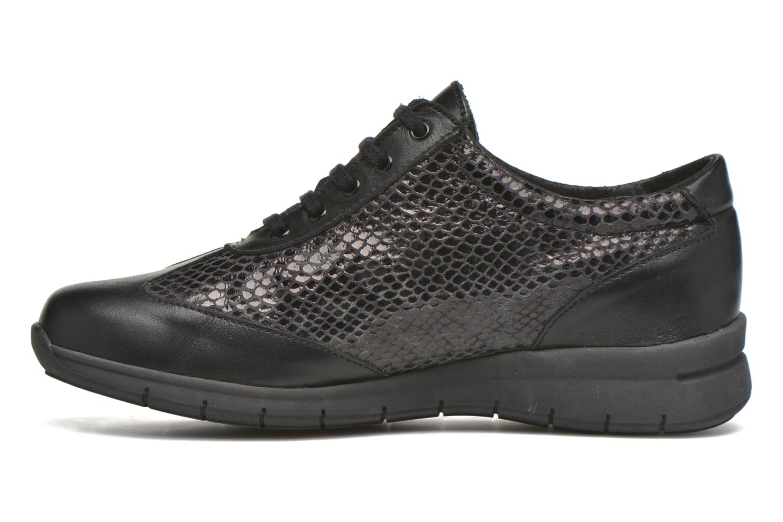 Sneakers UMO Confort Daphne Nero immagine frontale
