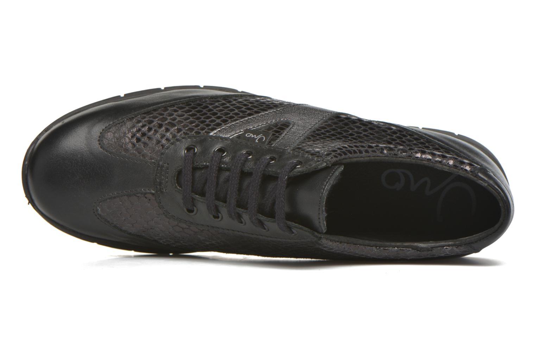 Sneakers UMO Confort Daphne Nero immagine sinistra