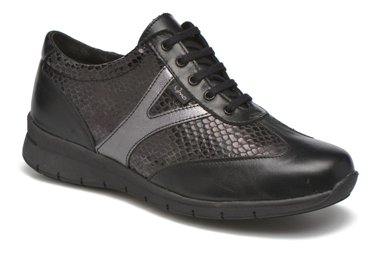 Sneakers UMO Confort Daphne Nero vedi dettaglio/paio