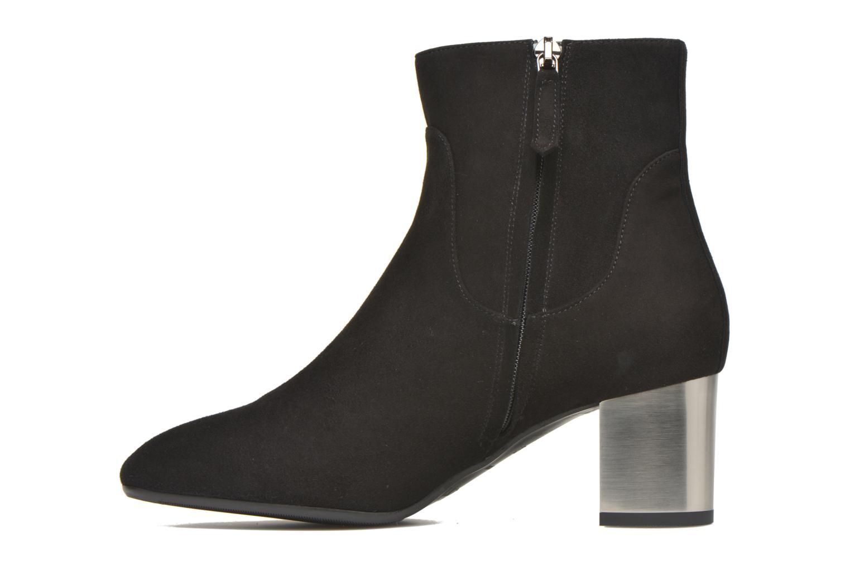 Bottines et boots L.K. Bennett SHANNON Noir vue face
