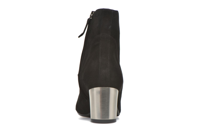 SHANNON SUEDE - BLACK