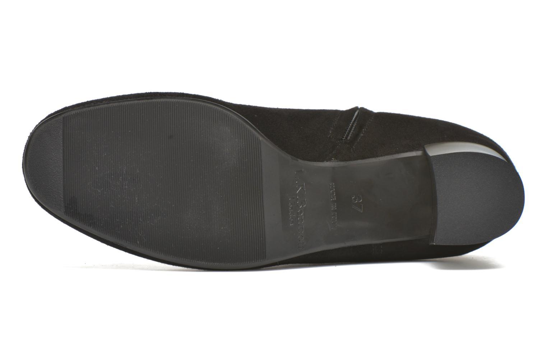 Bottines et boots L.K. Bennett SHANNON Noir vue haut