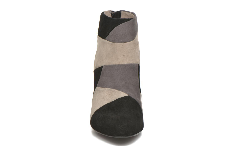 Bottines et boots SENSO Jessica Gris vue portées chaussures