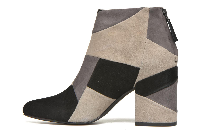Bottines et boots SENSO Jessica Gris vue face