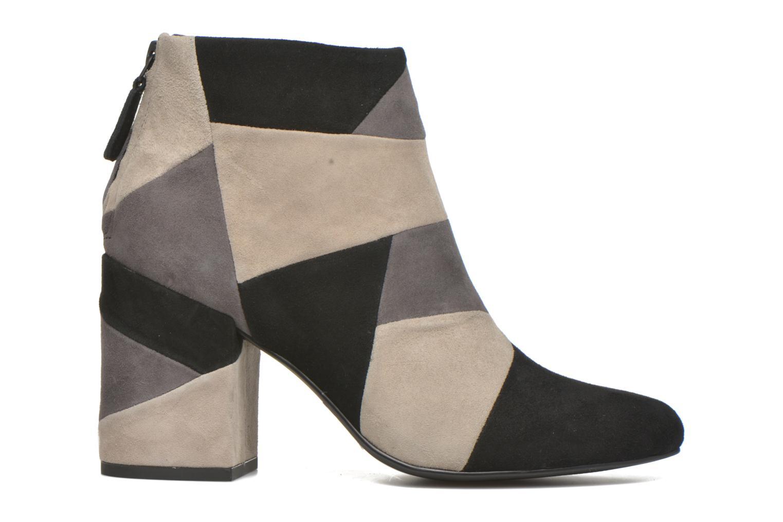 Bottines et boots SENSO Jessica Gris vue derrière