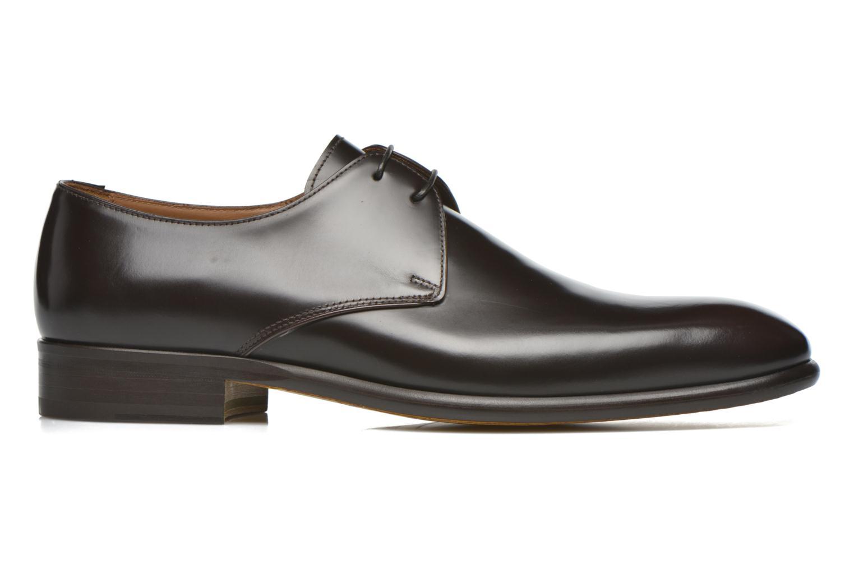 Chaussures à lacets Doucal's Omar Warren Tm Marron vue derrière