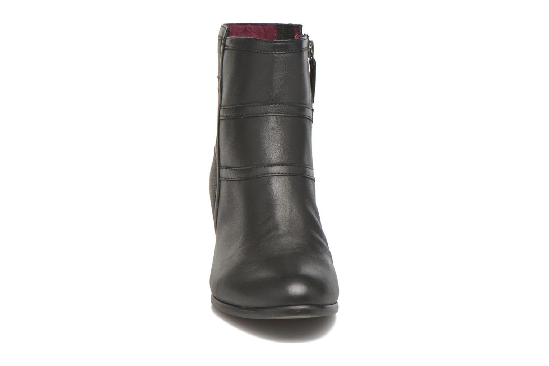 Bottines et boots Tamaris Calliandra Noir vue portées chaussures