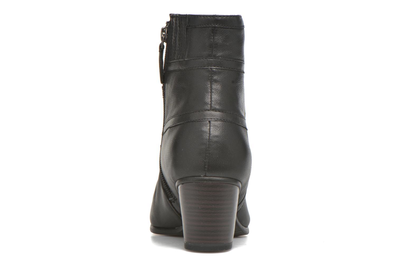 Bottines et boots Tamaris Calliandra Noir vue droite