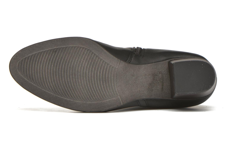 Bottines et boots Tamaris Calliandra Noir vue haut