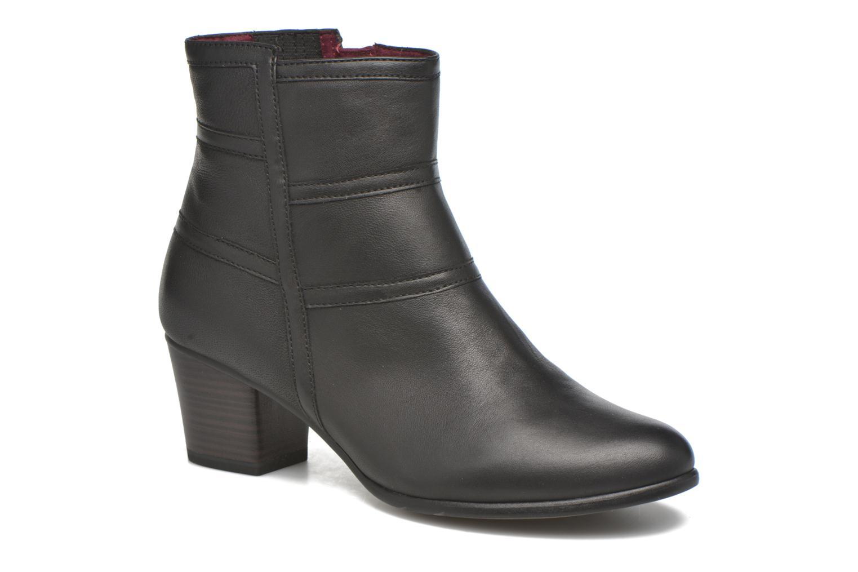Bottines et boots Tamaris Calliandra Noir vue détail/paire