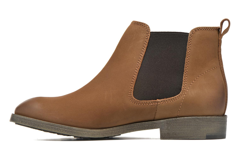Bottines et boots Tamaris Capparis Marron vue face