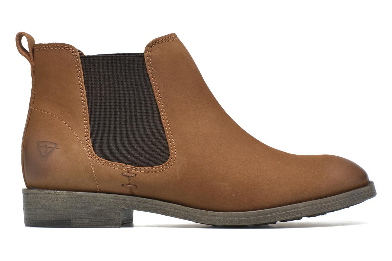 Bottines et boots Tamaris Capparis Marron vue derrière