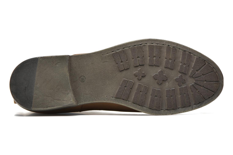 Bottines et boots Tamaris Capparis Marron vue haut