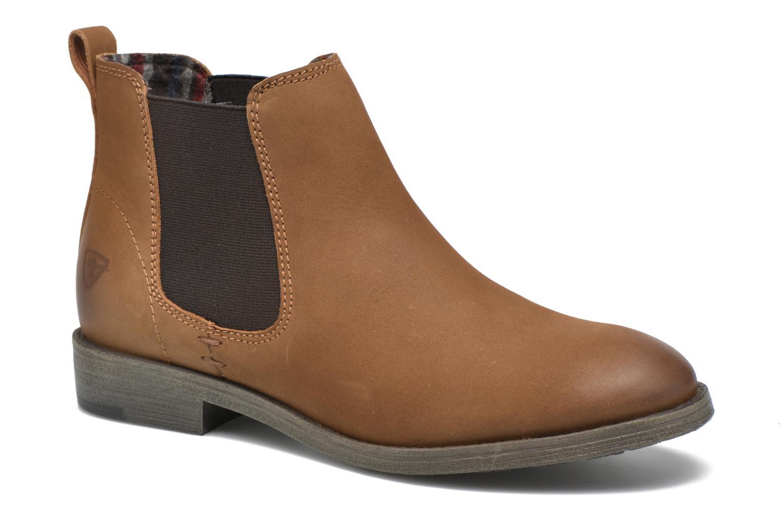 Bottines et boots Tamaris Capparis Marron vue détail/paire