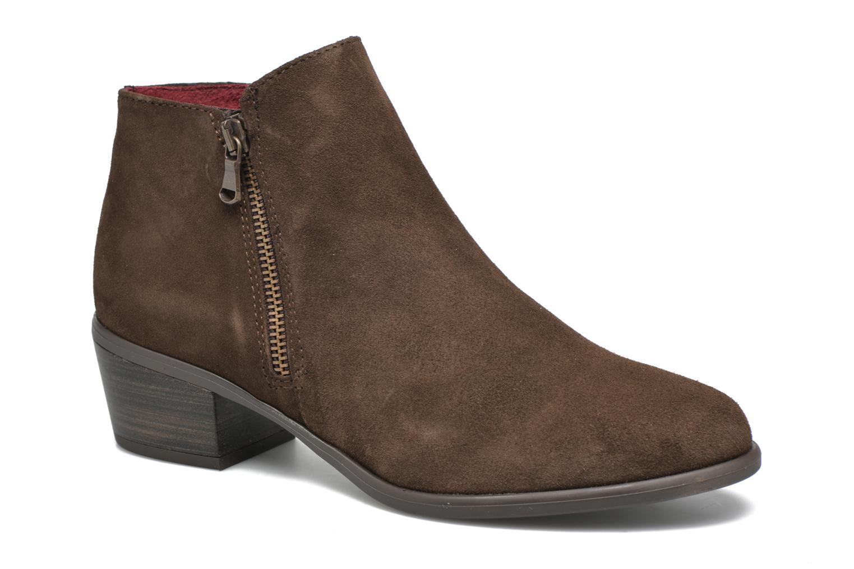 0f64316ed85 Tamaris Iris (Marron) - Bottines et boots chez Sarenza (266031) GH8HUA1Z -  destrainspourtous.fr