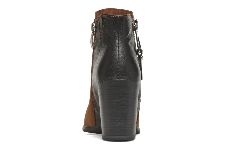 Bottines et boots Tamaris Russelia Marron vue droite