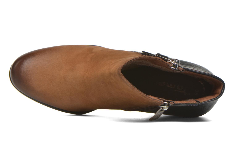 Bottines et boots Tamaris Russelia Marron vue gauche