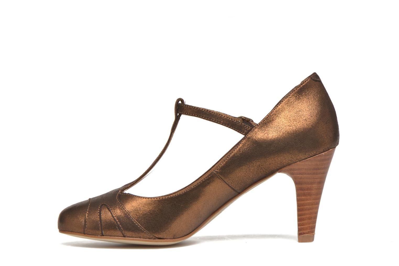 Grandes descuentos últimos zapatos San Marina Lanosa/Met (Oro y bronce) - Zapatos de tacón Descuento