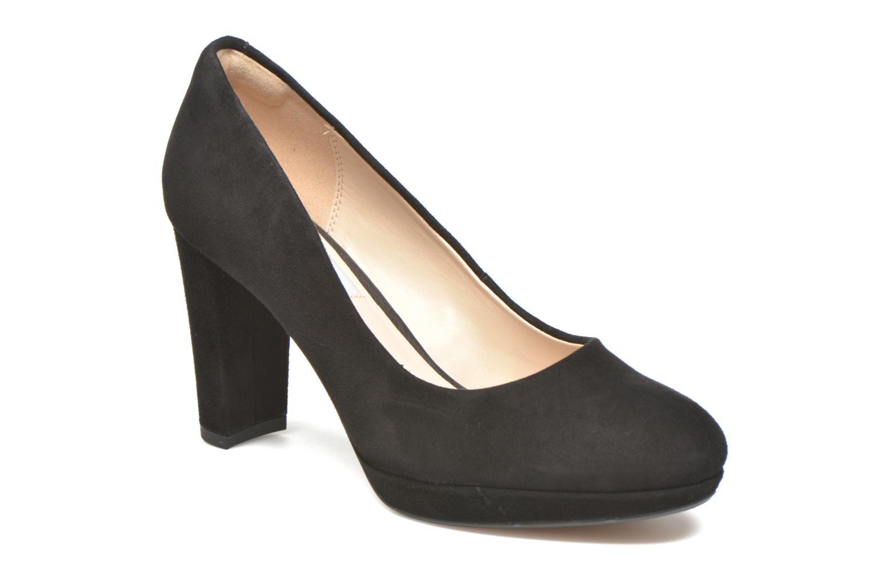 Liquidación de temporada Clarks Kendra Sienna (Negro) de - Zapatos de (Negro) tacón en Más cómodo 47ecb1