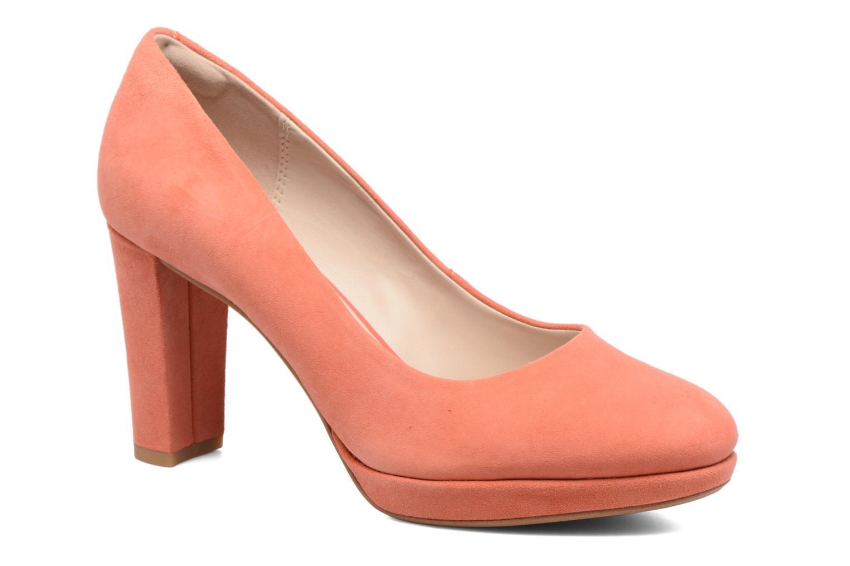 Casual salvaje Clarks Kendra Sienna (Naranja) - Zapatos de tacón en Más cómodo