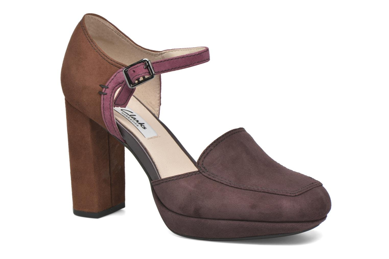 Clarks Gabriel Dawn High Heels Color: Multicolor