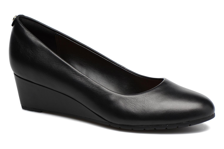 Zapatos promocionales Clarks Vendra Bloom (Negro) - Zapatos de tacón   Descuento de la marca