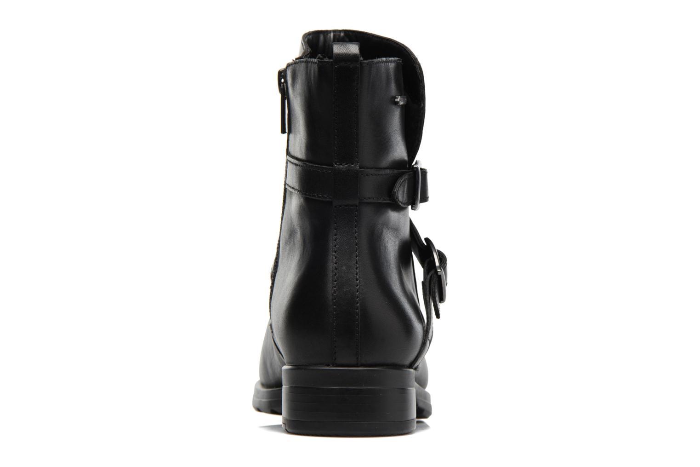 Bottines et boots Clarks CheshuntBe GTX Noir vue droite