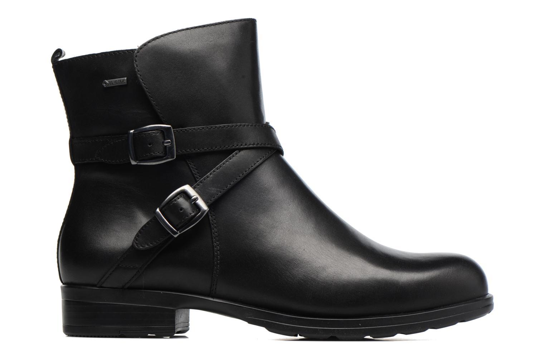 Bottines et boots Clarks CheshuntBe GTX Noir vue derrière