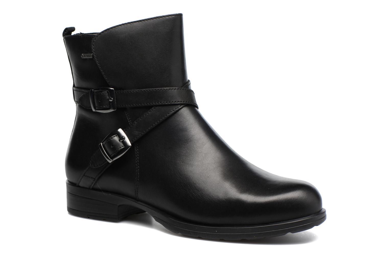 Bottines et boots Clarks CheshuntBe GTX Noir vue détail/paire