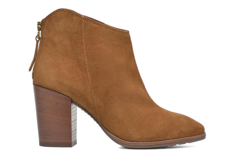 Bottines et boots Clarks Lora Lana Marron vue derrière