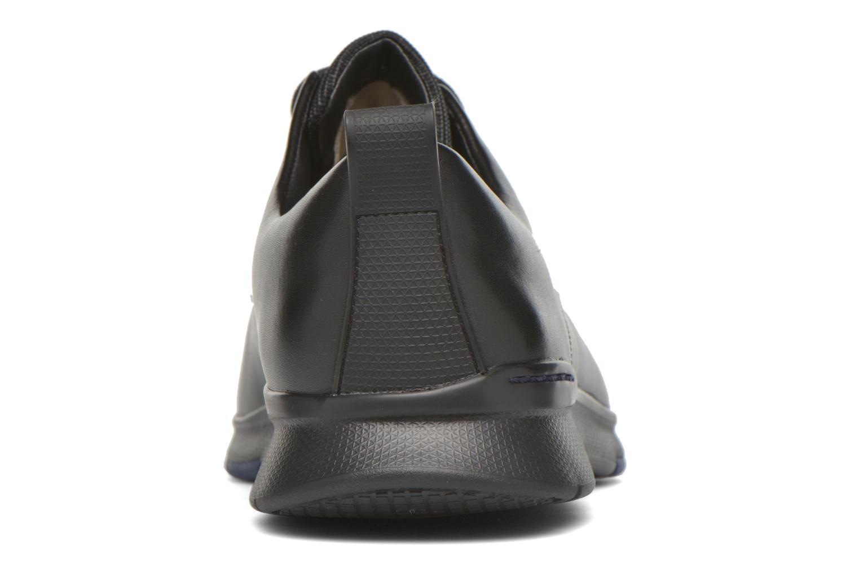 Tynamo Walk Black leather