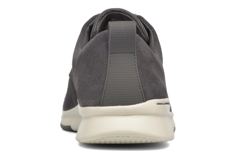 Chaussures à lacets Clarks Tynamo Walk Gris vue droite