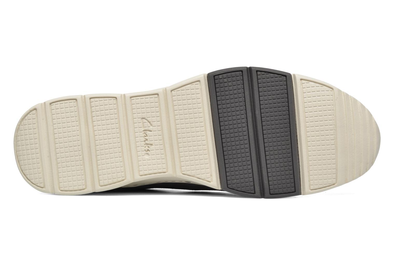 Chaussures à lacets Clarks Tynamo Walk Gris vue haut