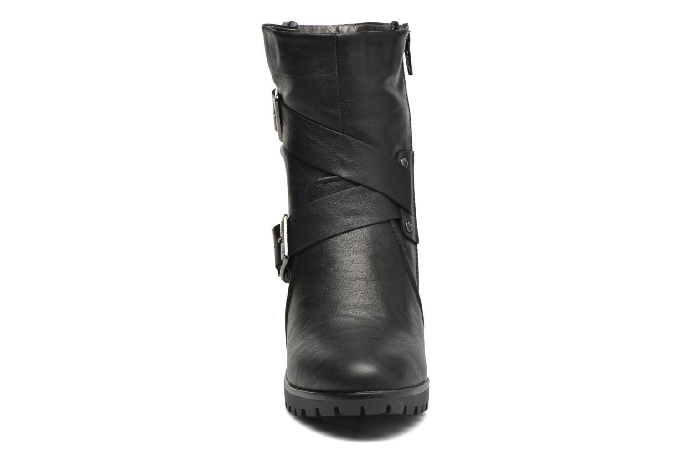 Bottines et boots Dockers Raimunde Noir vue portées chaussures