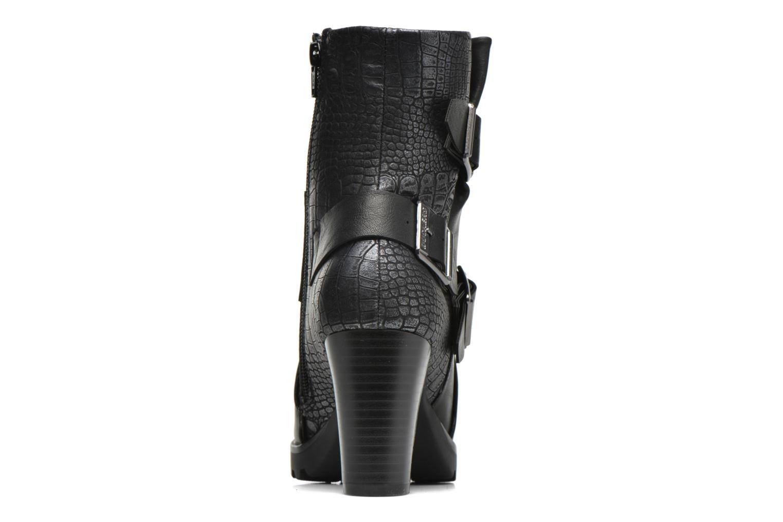 Bottines et boots Dockers Raimunde Noir vue droite