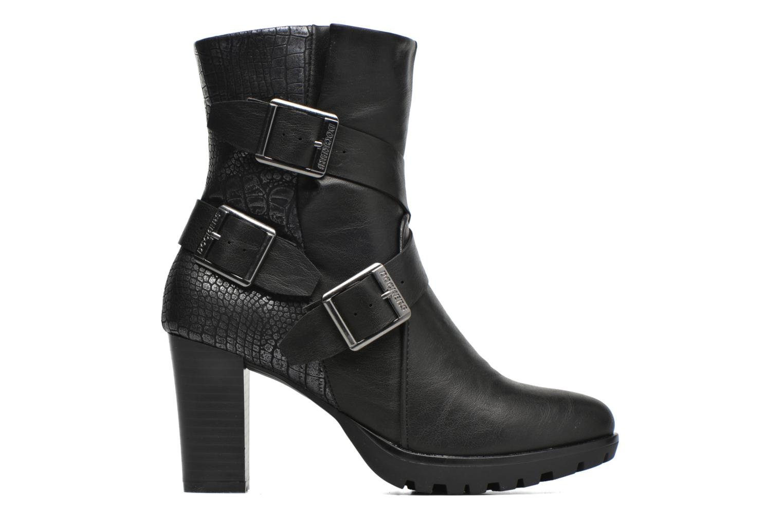 Bottines et boots Dockers Raimunde Noir vue derrière