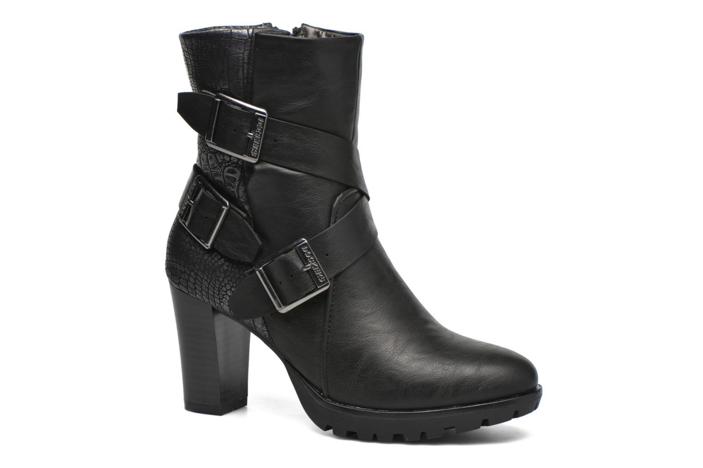 Bottines et boots Dockers Raimunde Noir vue détail/paire