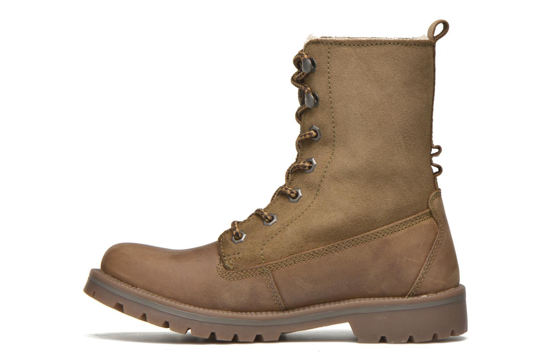 Bottines et boots Dockers Eliza Vert vue face