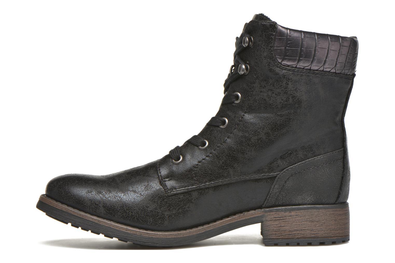 Bottines et boots Dockers Gaella Noir vue face